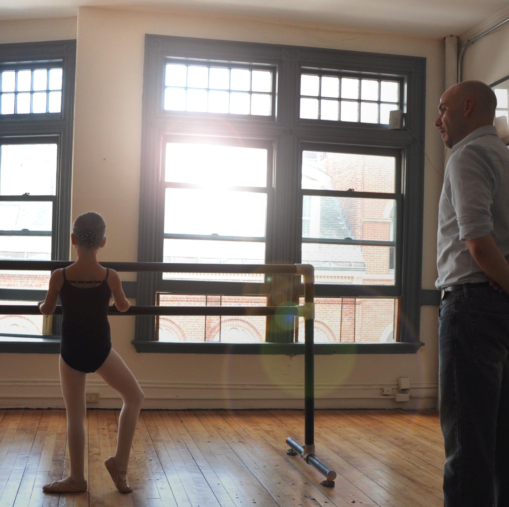 exchange street studio home of apollonian ballet